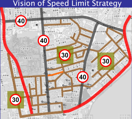 speed limit 30 TST